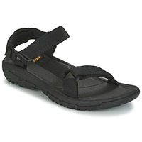 Schoenen Heren Sandalen / Open schoenen Teva HURRICANE XLT 2 Zwart