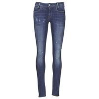 Textiel Dames Skinny Jeans G-Star Raw D-STAQ 5 PKT MID SKINNY Medium / Aged / Restored
