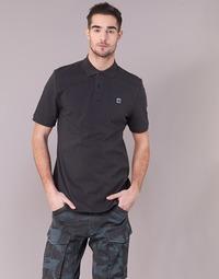 Textiel Heren Polo's korte mouwen G-Star Raw DUNDA POLO S/S Zwart