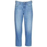Textiel Dames Boyfriend jeans G-Star Raw 3301 HIGH BOYFRIEND 7/8 WMN Lt / Aged / Klein / Destroy
