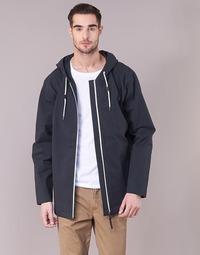 Textiel Heren Wind jackets Armor Lux WASDIRE Marine