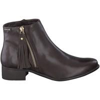 Schoenen Dames Laarzen Mephisto EUGENIE Brown