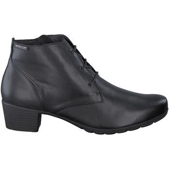 Schoenen Dames Enkellaarzen Mephisto ISABELLA Zwart