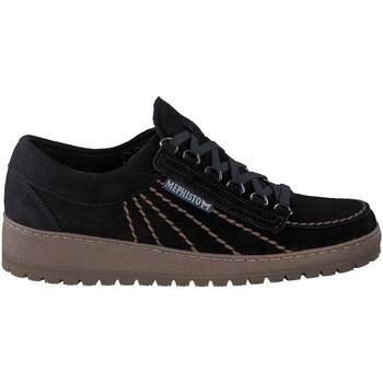 Schoenen Heren Lage sneakers Mephisto RAINBOW Blauw