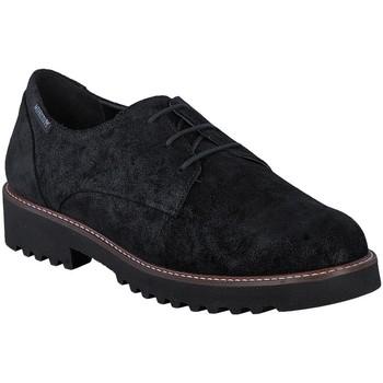 Schoenen Dames Derby Mephisto SABATINA Zwart