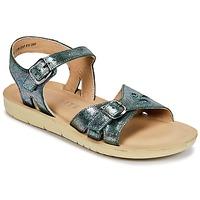 Schoenen Meisjes Sandalen / Open schoenen Start Rite SR SOFT HARPER Groen
