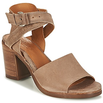 Schoenen Dames Sandalen / Open schoenen Shabbies SHS0180 HIGH REVERSED Taupe