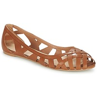 Schoenen Dames Sandalen / Open schoenen Jonak DERAY Cognac