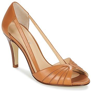 Schoenen Dames Sandalen / Open schoenen Jonak DAGILO Cognac