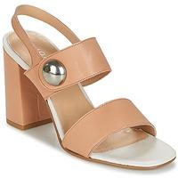 Schoenen Dames Sandalen / Open schoenen Jonak DERIKA Nude