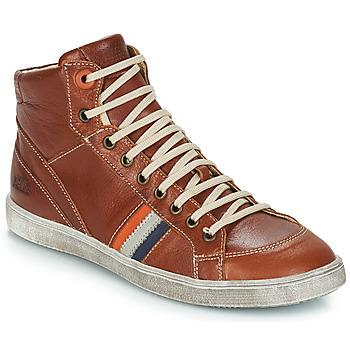 Schoenen Jongens Laarzen GBB ANGELO Vte / Brown / Dpf / 2367