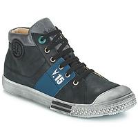 Schoenen Jongens Hoge sneakers GBB RUFINO Zwart