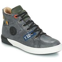 Schoenen Jongens Hoge laarzen GBB SILVIO Grijs