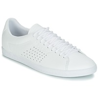 Schoenen Dames Lage sneakers Le Coq Sportif CHARLINE LEATHER Wit