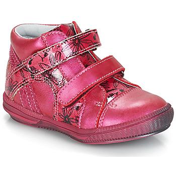 Schoenen Meisjes Laarzen GBB ROXANE Roze