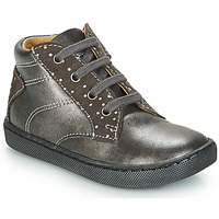 Schoenen Meisjes Laarzen GBB RAYA Grijs