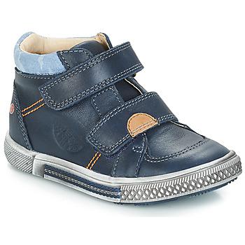 Schoenen Jongens Laarzen GBB ROBERT Blauw