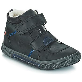 Schoenen Jongens Laarzen GBB ROBERT Vts / Zwart / Dch / Stryke
