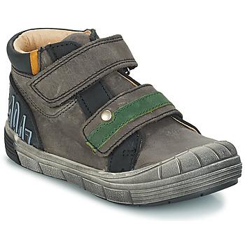 Schoenen Jongens Hoge sneakers GBB REMI Grijs