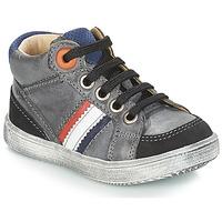Schoenen Jongens Hoge sneakers GBB ANGELITO Grijs