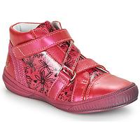 Schoenen Meisjes Hoge sneakers GBB RADEGONDE Roze