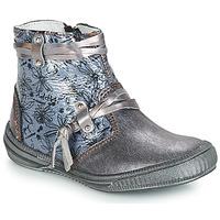 Schoenen Meisjes Laarzen GBB REVA Girs / Blauw