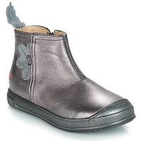 Schoenen Meisjes Hoge sneakers GBB ROMANE Violet