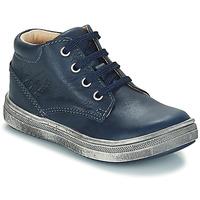 Schoenen Jongens Laarzen GBB NINO Blauw