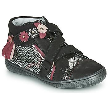 Schoenen Laarzen Catimini ROQUETTE  ctv / Zwart-zilver / Dpf / 2852