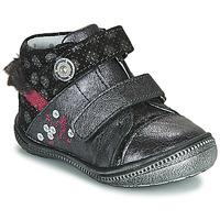 Schoenen Laarzen Catimini ROSSIGNOL Vtc / Gris-argent / Dpf / 2822