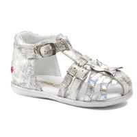 Schoenen Meisjes Sandalen / Open schoenen GBB SHANICE Vtv / Nacre-imprime / Dpf / Rensa