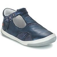 Schoenen Meisjes Sandalen / Open schoenen GBB SHAKIRA Vte / Marine / Dpf / Dinda