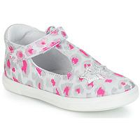 Schoenen Meisjes Sandalen / Open schoenen GBB SABRINA Grijs / Roze / Wit