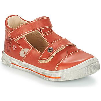 Schoenen Jongens Sandalen / Open schoenen GBB STEVE Vte / Rouille / Dpf / Sneeuw