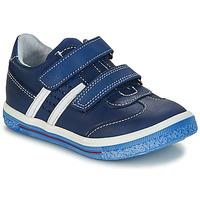 Schoenen Jongens Laarzen GBB STALLONE Blauw