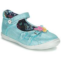 Schoenen Meisjes Sandalen / Open schoenen Catimini SITELLE Vte / Ciel-argent / Dpf / 2851