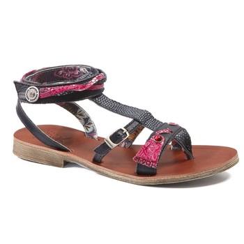 Schoenen Meisjes Sandalen / Open schoenen Catimini SABRALIA Vte / Marine-fushia / Dpf / Coca