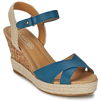 Schoenen Dames Sandalen / Open schoenen Spot on IDIALE Marine