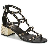 Schoenen Dames Sandalen / Open schoenen Ash ROLLS Zwart