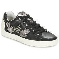 Schoenen Dames Lage sneakers Ash NAK-AR Zwart