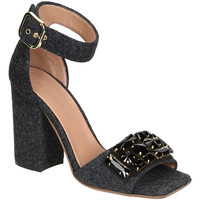 Schoenen Dames Sandalen / Open schoenen Marni SAMSV08C10 TW600 ZI768 Grigio scuro