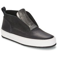 Schoenen Dames Hoge sneakers Barleycorn CLASSIC Zwart