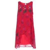 Textiel Dames Korte jurken Desigual DORIJE Rood
