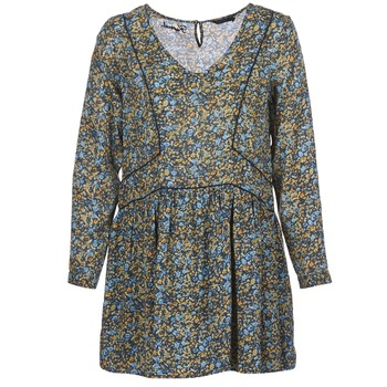 Textiel Dames Korte jurken Kaporal VERA Beige / Multikleuren