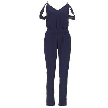 Textiel Dames Jumpsuites / Tuinbroeken Kaporal MARCO Marine