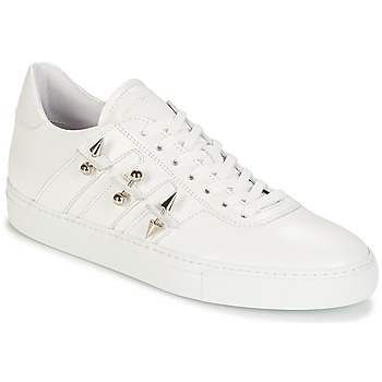 Schoenen Heren Lage sneakers John Galliano 4722 Wit