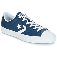 Schoenen Heren Lage sneakers Converse Star Player Ox Leather Essentials Marine