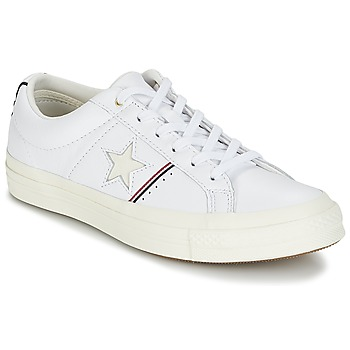 Schoenen Lage sneakers Converse One Star Wit
