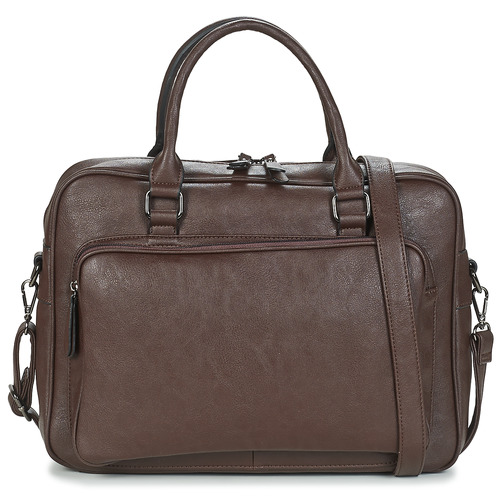 Tassen Heren Aktentassen / Zakentassen Casual Attitude ADIANA Brown