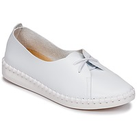 Schoenen Dames Derby LPB Woman DEMY Wit
